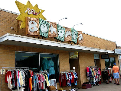 vintage stores austin tx