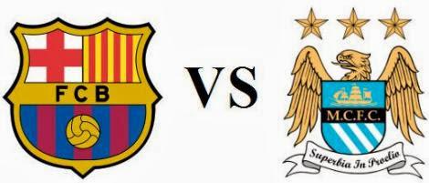 El Barcelona se enfrentará al Manchester City en octavos de final