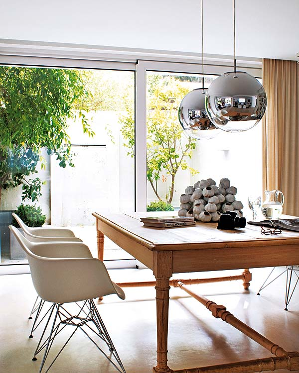 decoración -eames plastic armchair- vitra