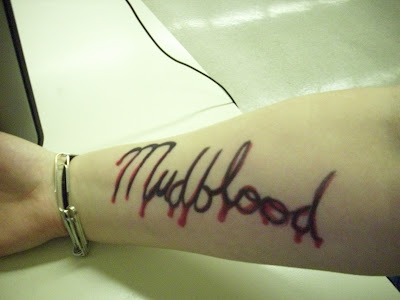 Feb 15 - To Write Mudblood on their Arms Day