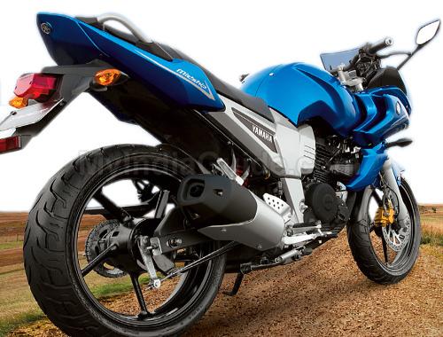 Super Fast Bikes: Yamaha Fazer 150CC Images