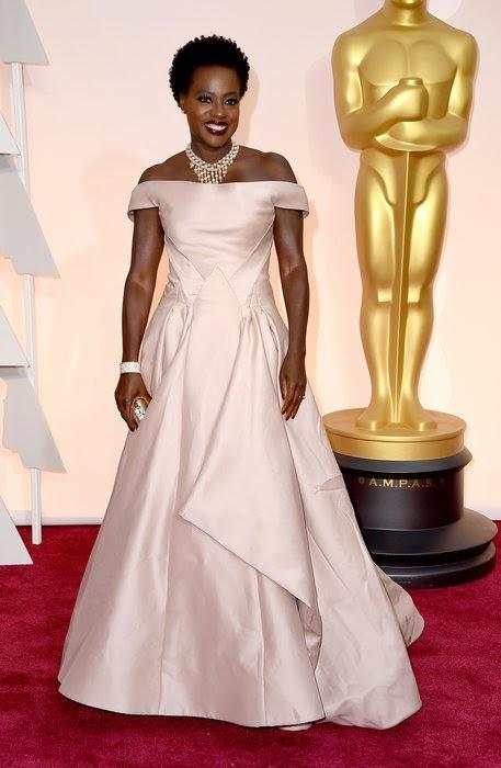 Oscar 2015 Viola Davis