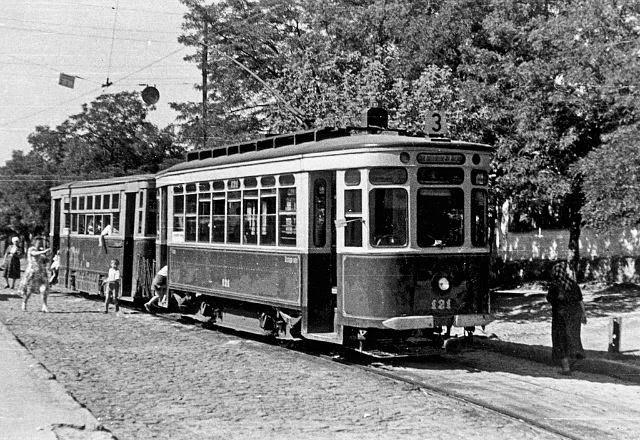 Old-Tram