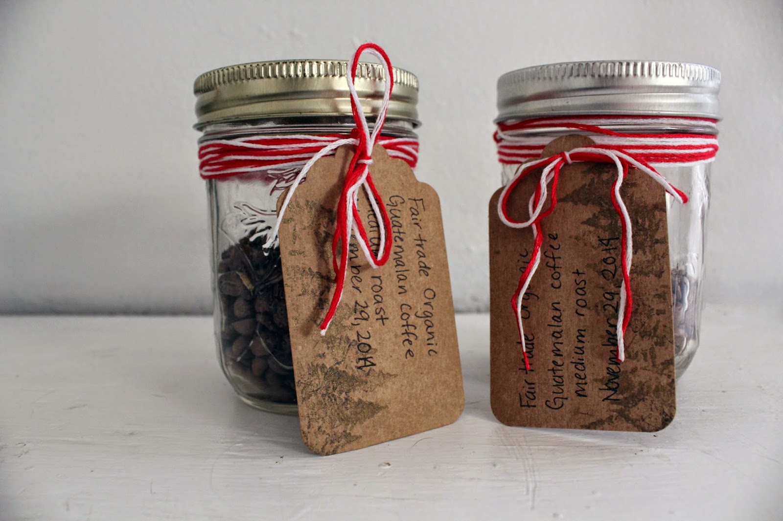 Kait, awake: DIY: Roast your own coffee for Christmas gifts