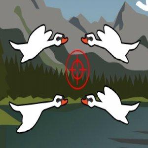 Tüfekle Ördek Avlama Oyunu