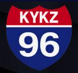 KYKZ FM 96.1 KIX 96