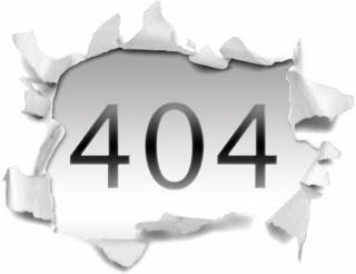 tạo trang 404 cho bologspot