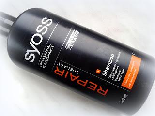 Syoss repair  szampon do włosów
