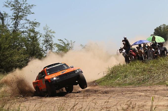 Robby Gordon inscribe un segundo buggy en el Dakar 2016