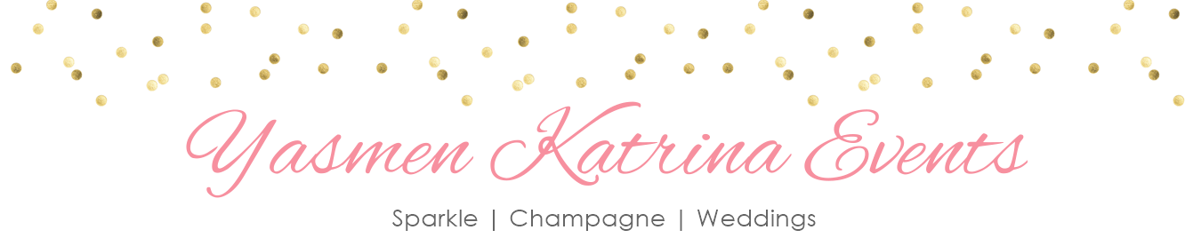 Orlando Wedding Planner - Yasmen Katrina Events
