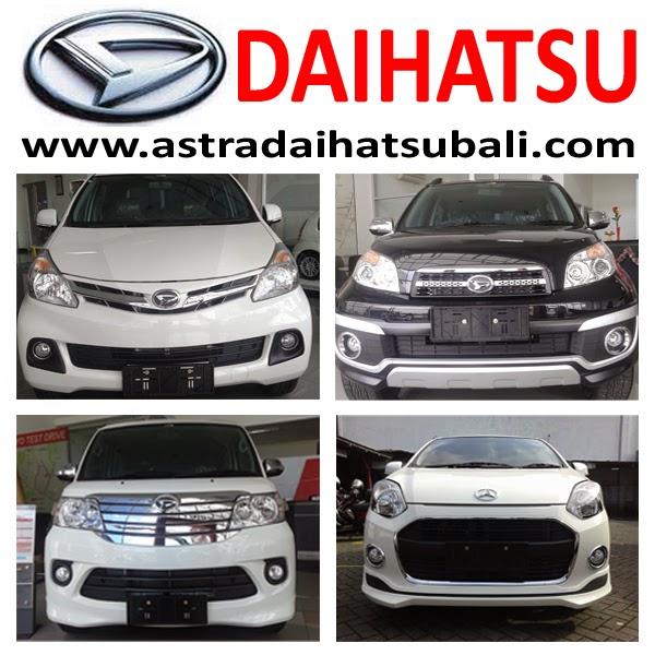 Mobil murah topang penjualan Daihatsu selama Januari 2017