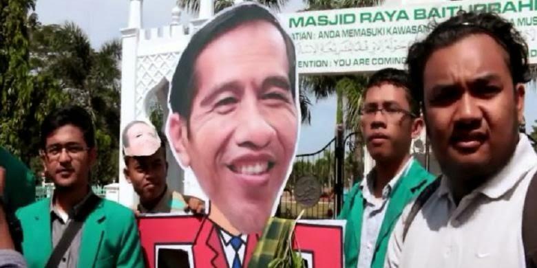 Membangunkan Jokowi Dari Aceh