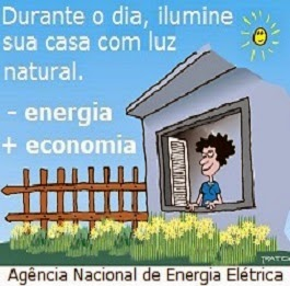 USE A ENERGIA COM INTELIGÊNCIA.