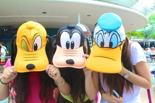 Goofie,Donal&Pluto Just,thank you:)