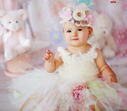 Images gratuites bébé princesse très mignon