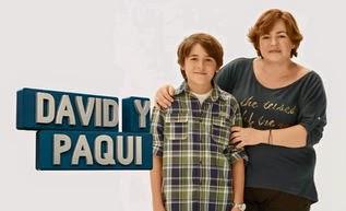 Paqui y David cantan Recuérdame