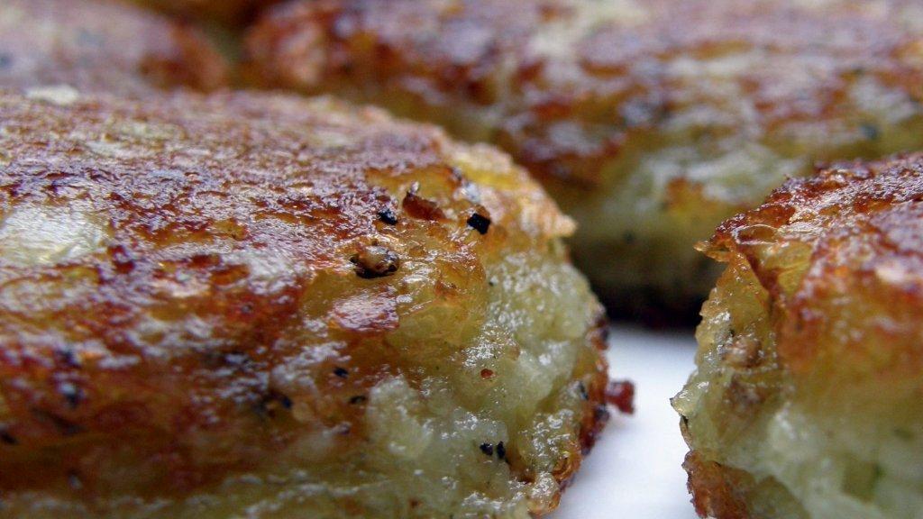 Картофельная котлета | Рецепт | Ресторан дома