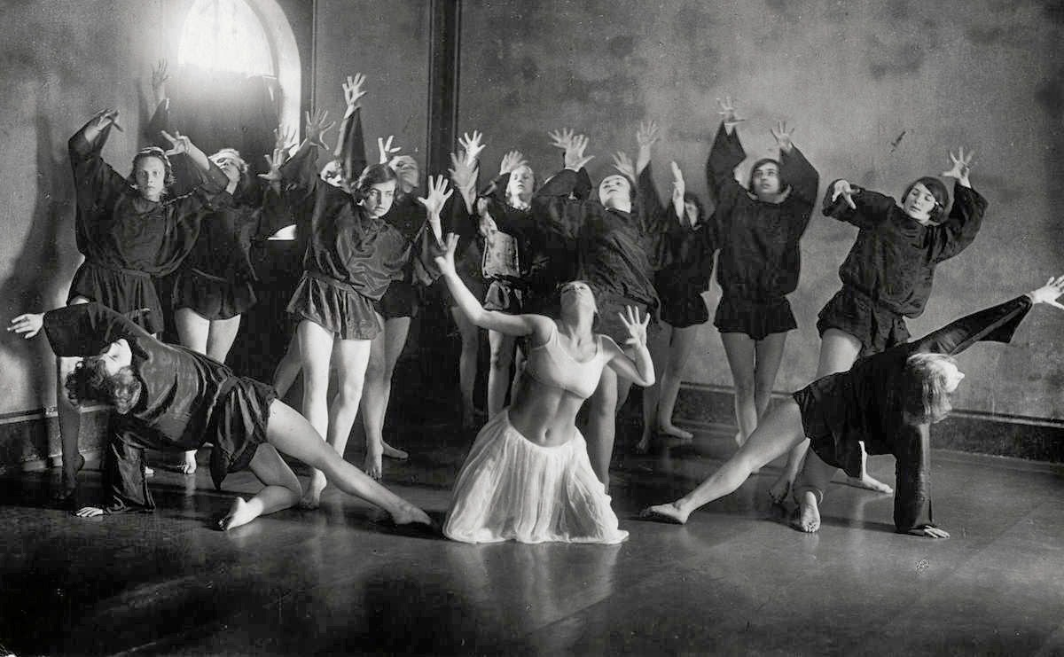 Mary Wigman Family Mary Wigman a Dance Pioneer