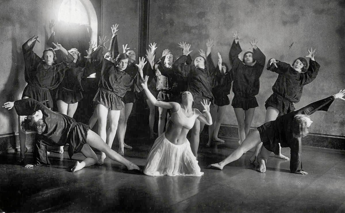 Mary Wigman Mary Wigman a Dance Pioneer