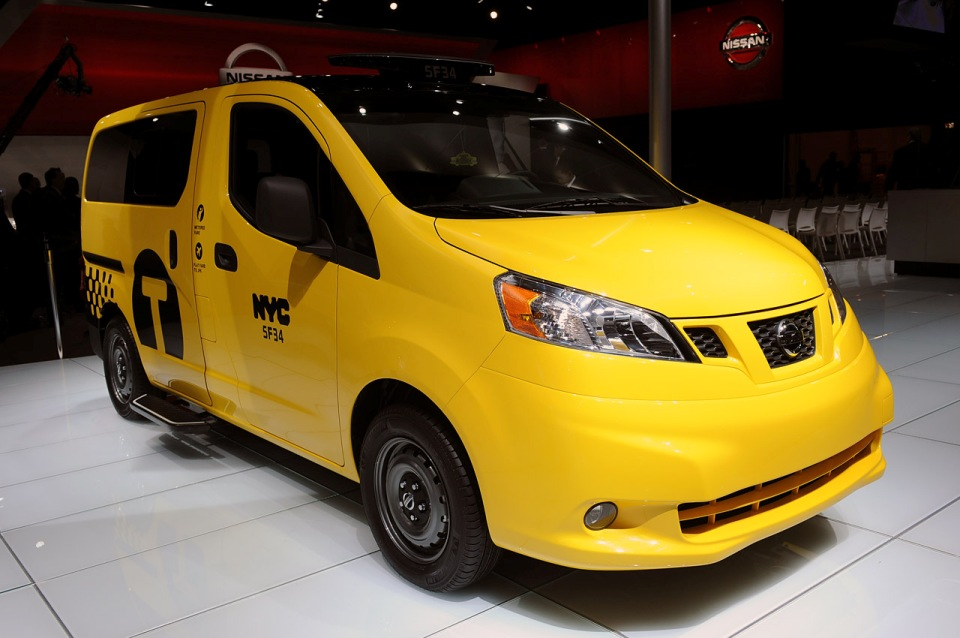 2014 nissan nv200 taxi in new york 2012 with video garage car. Black Bedroom Furniture Sets. Home Design Ideas