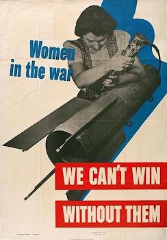 E se a resposta à crise for feminina?