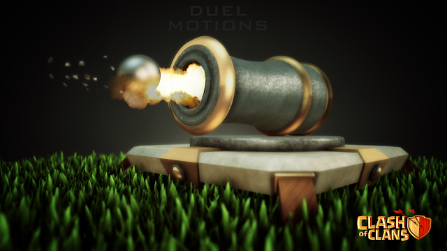100090-Cannon Clash of Clans Defensive Building HD Wallpaperz