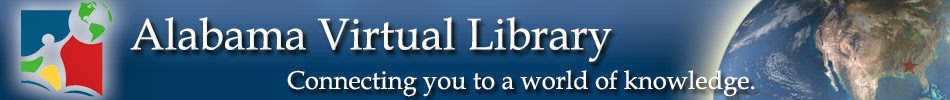 Alabam Virtual Library Logo