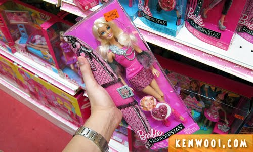 barbie doll toy