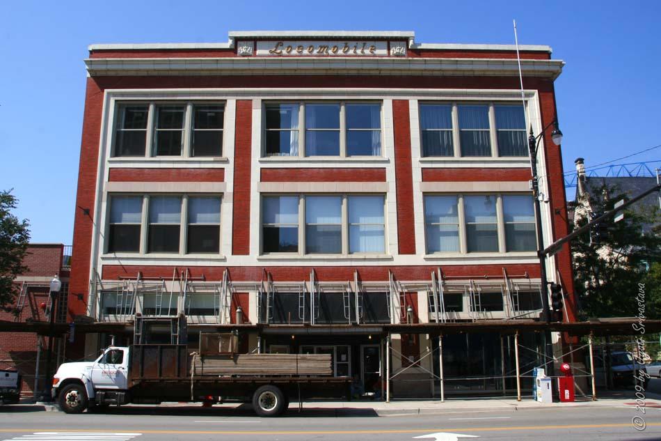 Motor Row Historic District