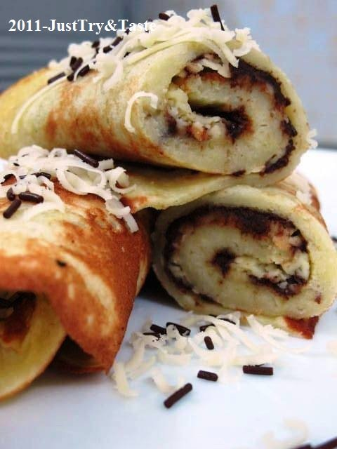 crepes+pisang+5 Resep Indonesia CaraBiasa.com