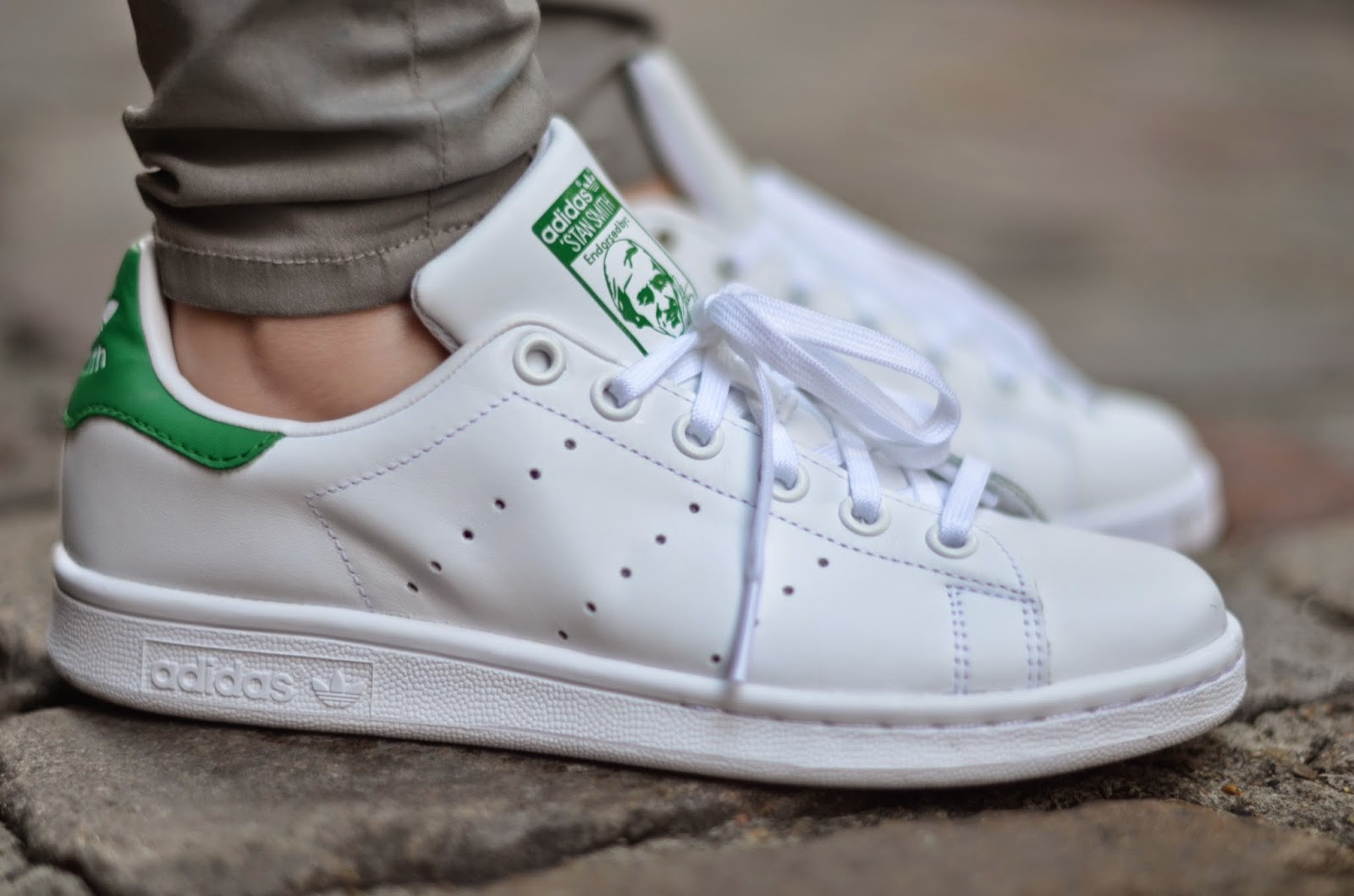Stan Smith Rose Pale Junior