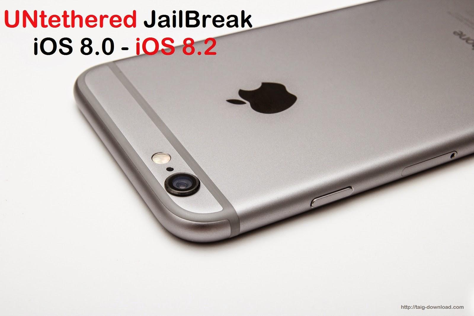 ios 8.0.2 jailbreak