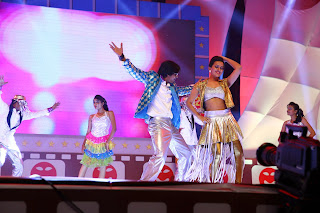 South Indian Actress Stage Performancess at Santosham Awards 2014 ~ Bollywood and South Indian Cinema Actress Exclusive Picture Galleries