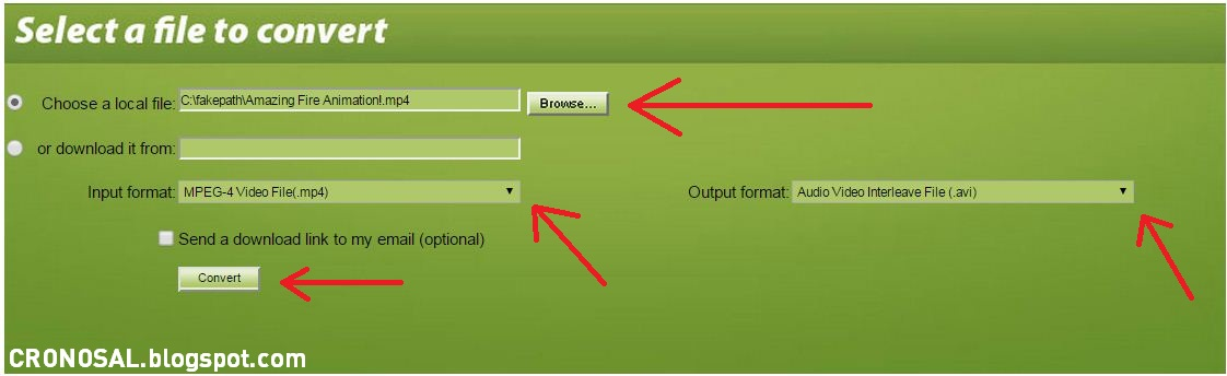 Cara Mengubah Format File Tanpa Software Khusus
