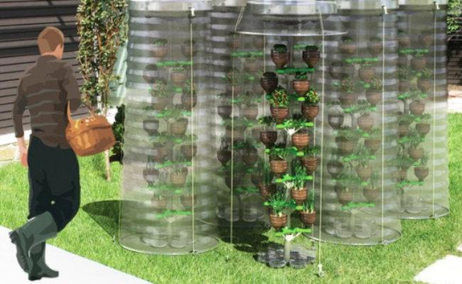 Designer turco cria  árvores  a partir de garrafas PET - Assuntos ... 707b69d9593cd