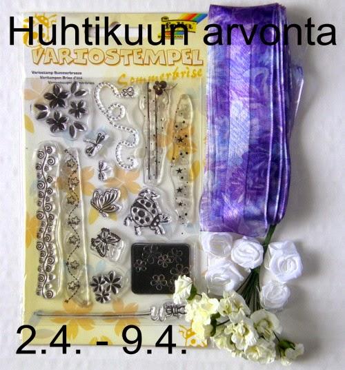 http://talkkio.blogspot.fi/2015/04/huhtikuun-arvonta.html