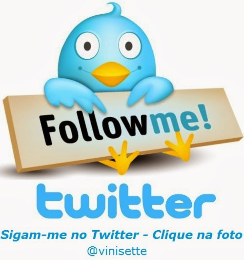 - Sigam-me no Twitter - Clique na Foto -