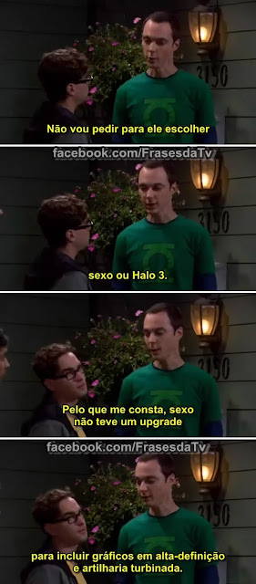 Frases Big bang theory Sheldon Cooper
