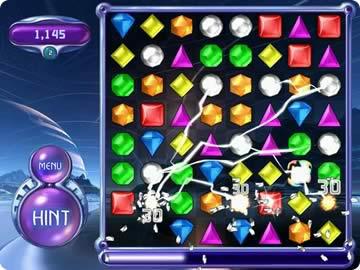 لعبة الجواهر Bejeweled 2 Deluxe