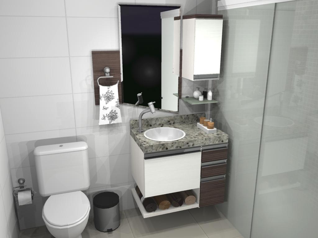 Du Planejados: Banheiro #5C4F48 1024 768
