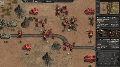 Warhammer 40k Armageddon Screenshots PC