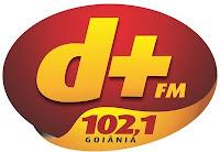 Logo da Demais FM