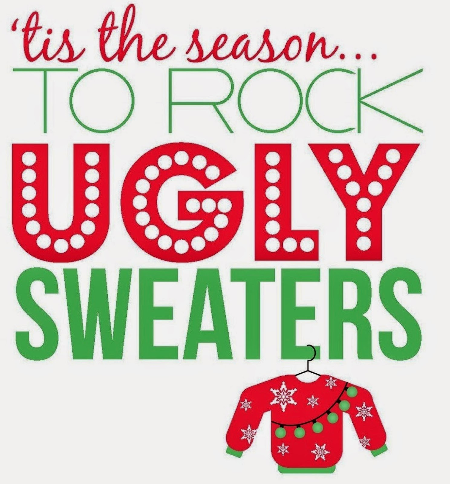 Nikos: Ugly Christmas Sweater Sunday Controversy