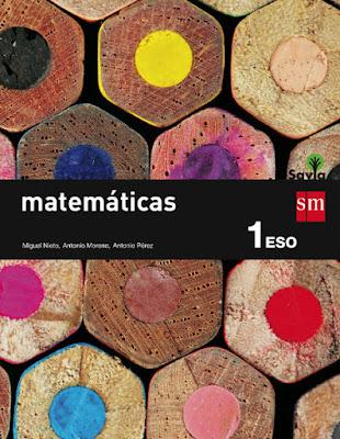 LIBROS DE TEXTO  Matemáticas . 1 ESO . Savia SM - Edición 2015  MATERIAL ESCOLAR : Curso 2015-2016  Comprar en Amazon España más baratos y al mejor precio: