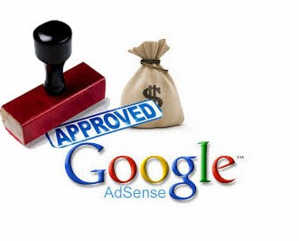Google Adsense Account Approved