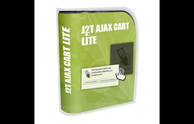 J2T Ajax cart LITE