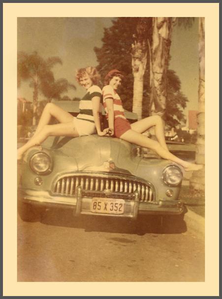 Vintage Motors By Early Kodacolor Prints Vintage Everyday