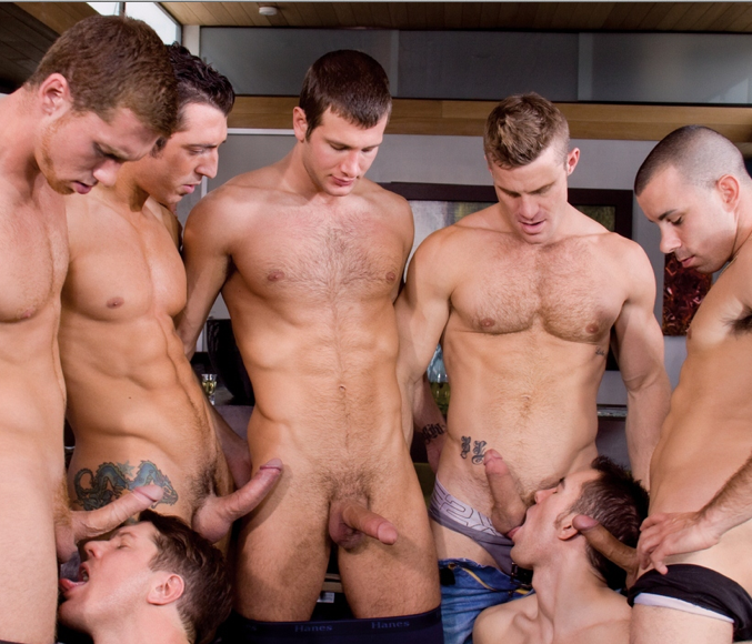 Is Members From Orgy Band Gay