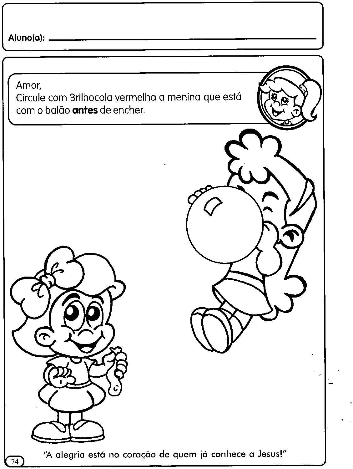 Atividades Conceitos Antes E Depois Cantinho Do Educador Infantil