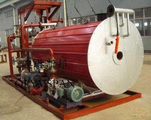 China Gas Heaters Industry